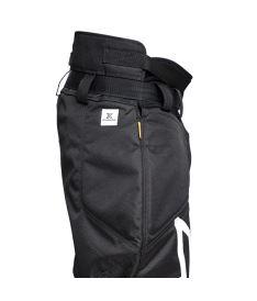 OXDOG XGUARD GOALIE PANTS black/white 150/160 - Pants