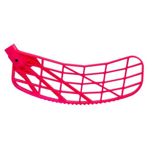 Florbalová čepel EXEL VISION SB neon pink R - florbalová čepel