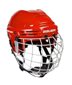 BAUER COMBO 2100 red junior