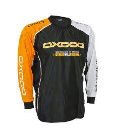 OXDOG TOUR GOALIE SHIRT BLACK/OR, no padding XL - Jersey