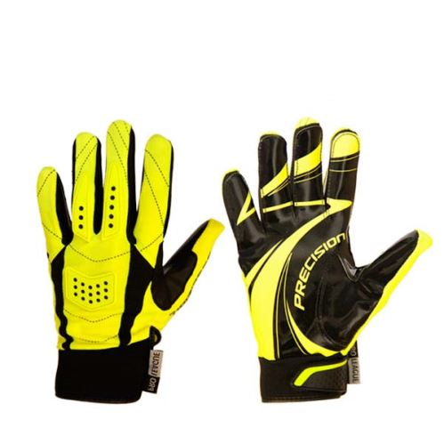PRECISION GOALIE GLOVES senior black/yellow