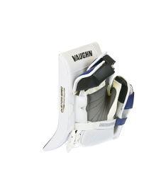 Goalie Stockhand VAUGHN BLOCKER VELOCITY V7 XF white/black/blue int - REG - Stockhände