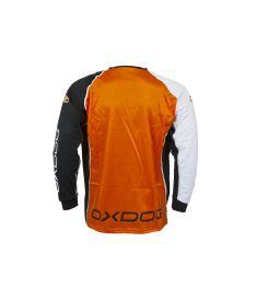 OXDOG TOUR GOALIE SHIRT ORANGE, padding XL - Pullover