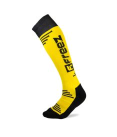 FREEZ QUEEN LONG SOCKS YELLOW