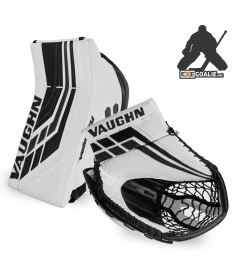SET VAUGHN BLOCKER + CATCHER VELOCITY VE8 PRO black - FR