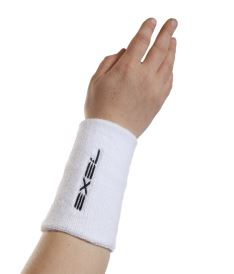 EXEL WRISTBAND ESSENTIALS WHITE