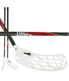 OXDOG VIPER SUPERLIGHT 27 BK 101 OVAL MBC R - Floorball stick for adults