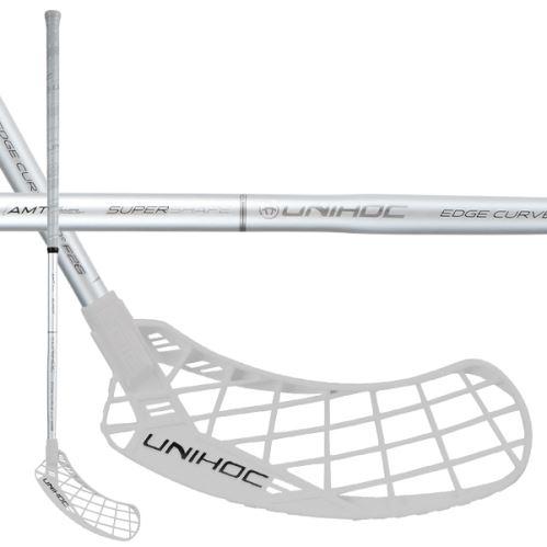 UNIHOC STICK EPIC EDGE Curve 1.0o 26 silver/bl