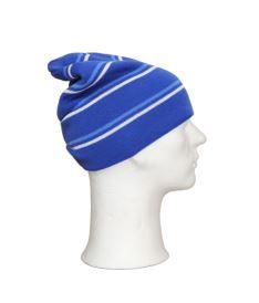 Čepice OXDOG JOY WINTER HAT blue/light blue/white - S/M - Kšiltovky a čepice