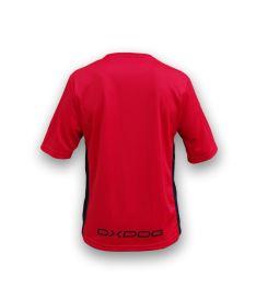 OXDOG MOOD SHIRT junior red/black - T-shirts