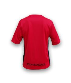 OXDOG MOOD SHIRT junior red/black - T-Shirts