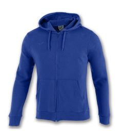 JOMA SWEATSHIRT ZIPPER ARGOS II ROYAL