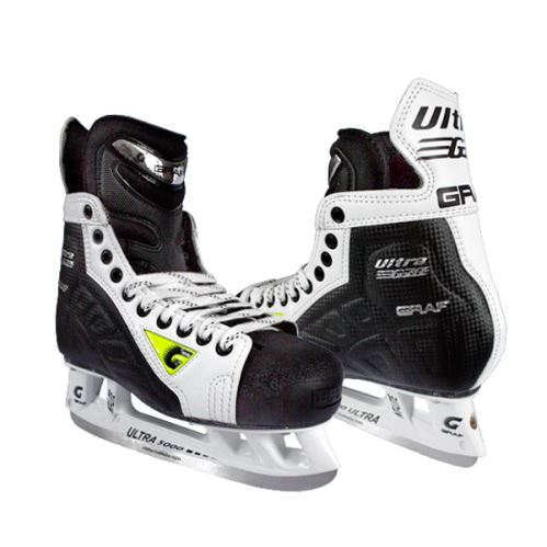 GRAF SKATES ULTRA G-70 black/white - D