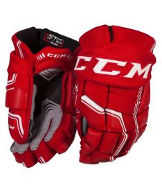 CCM HG QUICKLITE 290 red/white senior - 14