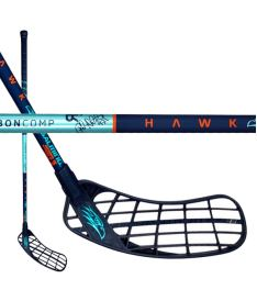 SALMING Hawk CC 32 RN Edt JR Navy Blue 92 (103 cm)