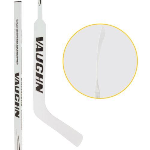 """Goalie stick VAUGHN HSC VELOCITY V7 XR 2200 24"""" white/black senior R"""