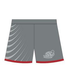 FREEZ SHORTS SUBLI MAN - KAC20 WARMUP - grey