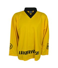 WARRIOR JERSEY LOGO yellow