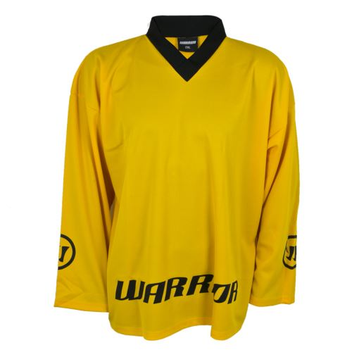 WARRIOR JERSEY LOGO yelow - S - Jerseys