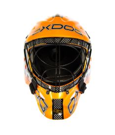 OXDOG TOUR HELMET SR FLAME ORANGE - Masken