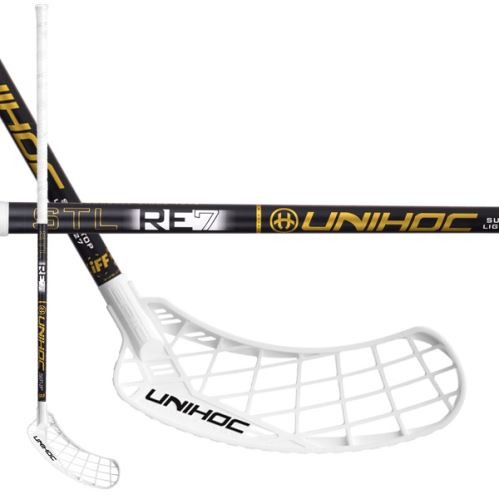 UNIHOC STICK EPIC RE7 STL 27 black 100cm