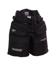 GOALIE PANTS VAUGHN VELOCITY V7 XF black int - L - Hosen