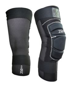 ZONE Goalie Shinguard Monster black