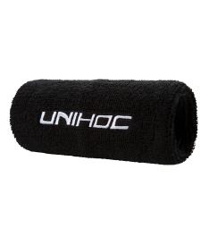UNIHOC WRISTBAND SINGLE black