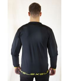 EXEL ELITE PROTECTION SHIRT Black - Pads and vests