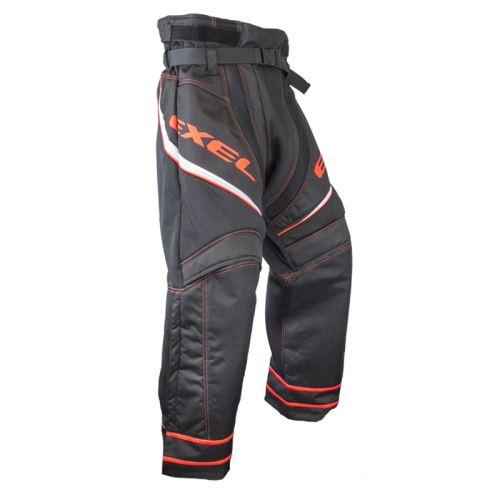 EXEL S100 GOALIE PANT black/orange S - Pants