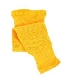 CCM HOCKEY SOCKS yellow senior - Hockey Socken