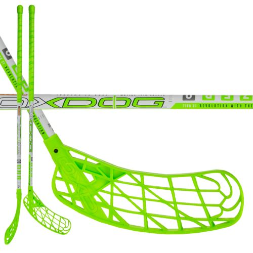 OXDOG ZERO 31 GN 96 SWEOVAL NB L - Floorball stick for adults
