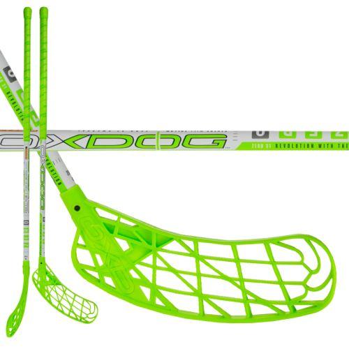 OXDOG ZERO 31 GN 96 SWEOVAL NB L - Floorball-Schläger für Erwachsene