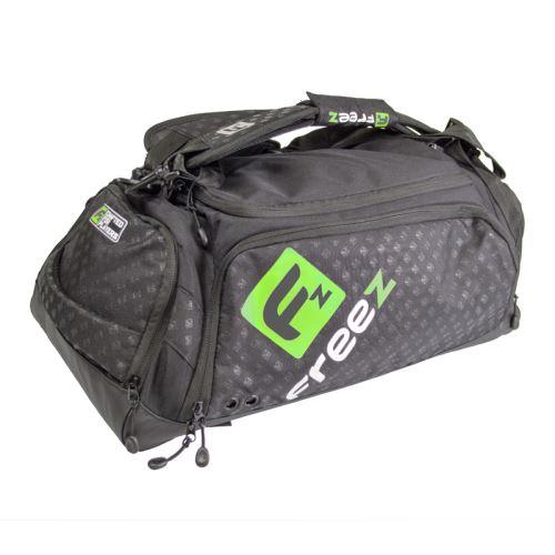 FREEZ Z-180 PLAYER BAG BLACK/GREEN - Sporttaschen