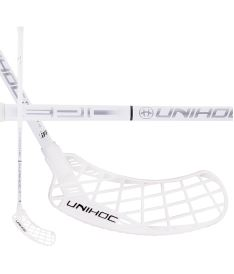 UNIHOC STICK EPIC Top Light II 26 white/silber 100cm
