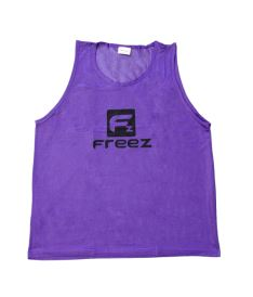 Rozlišovací dres FREEZ STAR TRAINING VEST purple junior - Trička
