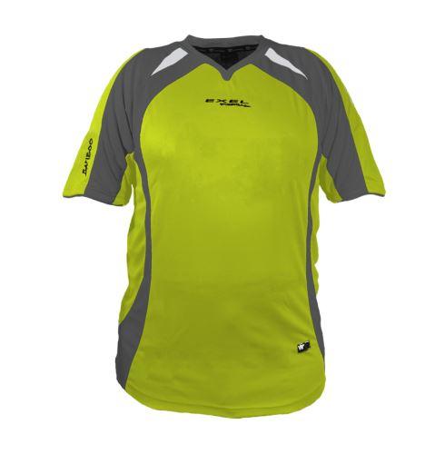 EXEL GECKO SHIRT Gecko senior green - T-Shirts
