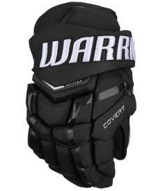 """Hokejové rukavice WARRIOR COVERT QRL PRO black - 14"""""""