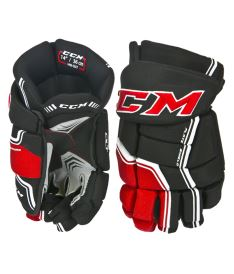 CCM HG QUICKLITE black/red/white senior - 14