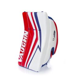 VAUGHN BLOCKER VELOCITY V9 EXE PRO CARBON white/red/blue senior - REG