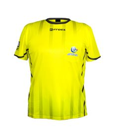 FREEZ REFEREE JERSEY SZFB YELLOW