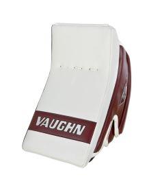 Vyrážečka VAUGHN BLOCKER VELOCITY V7 XR CARBON PRO white/maroon senior - REG Novotny