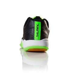 SALMING Adder Men Black/Green 8 UK, 42 2/3 EUR - Schuhe