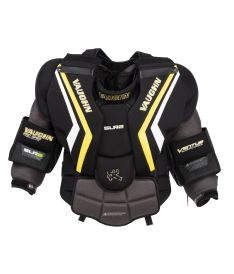 VAUGHN CHEST & ARMS VENTUS SLR2 PRO CARBON black-yellow-white senior