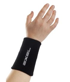 EXEL WRISTBAND ESSENTIALS BLACK