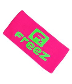 FREEZ QUEEN WRISTBAND LONG pink/lime