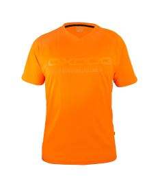 OXDOG ATLANTA TRAINING SHIRT orange 140 - T-Shirts