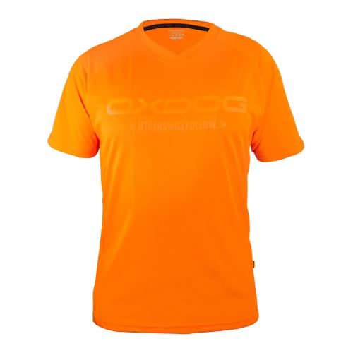 OXDOG ATLANTA TRAINING SHIRT orange 152 - T-Shirts