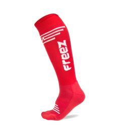 FREEZ QUEEN-2 LONG SOCKS RED
