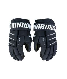 Hokejové rukavice WARRIOR ALPHA QX5 black youth